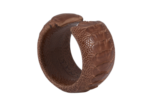 PADDED BANGLE 40mm.