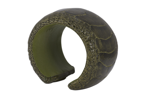 PADDED BANGLE 50mm.